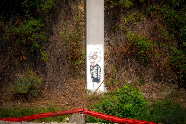 Senderos Grafiteros 3, by Iara Vega Linhares