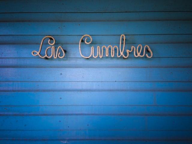 en las cumbres de Valeria (2/4), foto de Iara Vega-Linhares