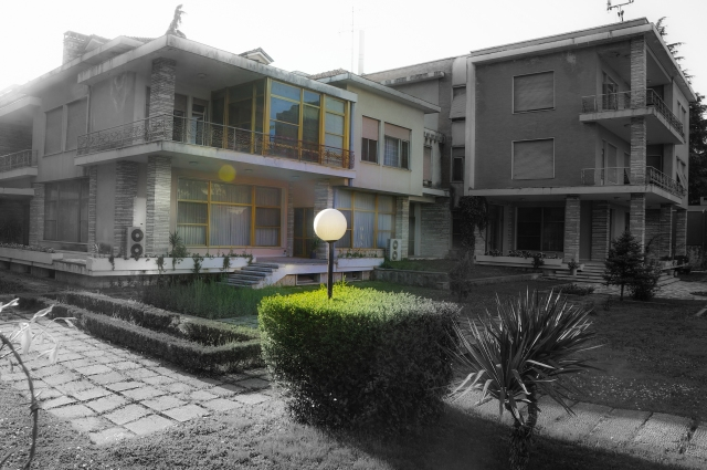 beats of Tirana (16 of 16) - Enver Hodga's house, by Iara Vega Linhares